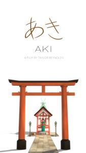 aki poster
