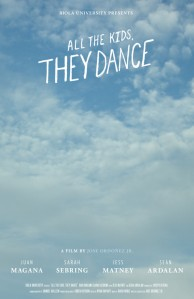 all the kids they dance poster