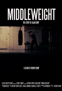 Middleweight Poster no laurel