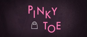 pinky toe poster