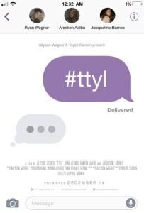 ttyl poster